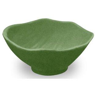 Virgie Leaf Melamine Salad Bowl (Set of 6)