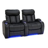 Home Theater Row Seating (Row of 2) by Latitude Run®