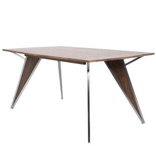 Turnipseed Dining Table by Orren Ellis Modern