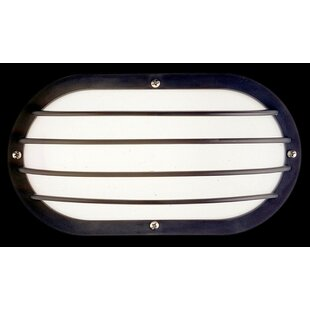 Breakwater Bay Sorrentino Nautical Wall Mount LED Outdoor Bulkhead Light