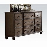 Haubert 9 Drawer Dresser by Canora Grey