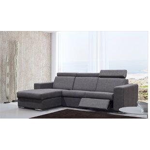 Elegance Reclining Sectional b..