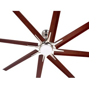Price Check 72 Shawnita Eco 8 Blade LED Ceiling Fan By Brayden Studio