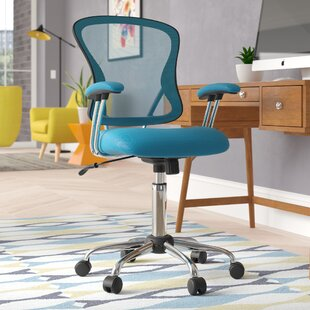Aqua Desk Chair | Wayfair