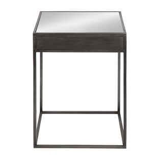 Price comparison Goodson End Table by Ivy Bronx