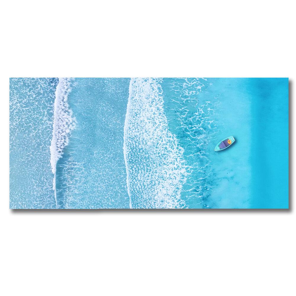 Decorumby Turquoise Seascape Unframed Photograph Wayfair