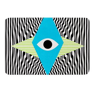 Eye Optical by Vasare Nar Bath Mat