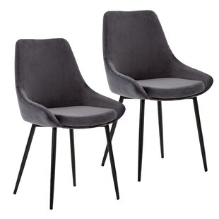 Kendall Upholstered Dining Chair (Set Of 2) By Corrigan Studio