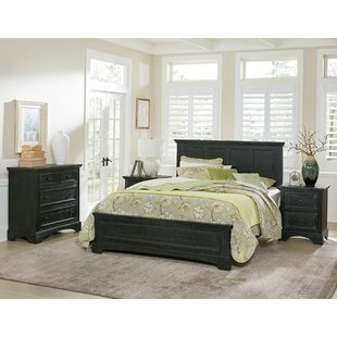 Cintron Panel 4 Piece Bedroom Set