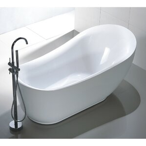 Freestanding Bathtubs You\'ll Love | Wayfair