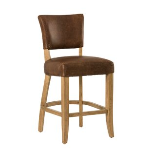 Alyssa 65cm Bar Stool By August Grove