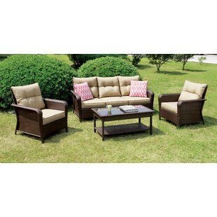 Fletcher 4 Piece Sofa Set