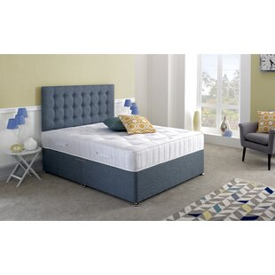 Andromeda Coilsprung Divan Bed By Wrought Studio