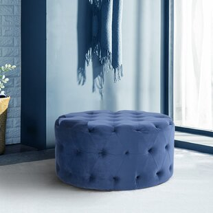 Compare Korando Tufted Cocktail Ottoman By Mercer41