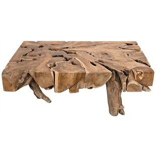 Teak Root Coffee Table by ..