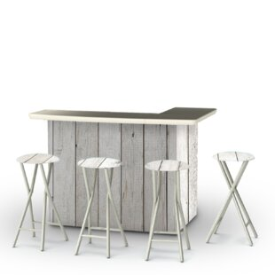 Best of Times Barn 7 Piece Bar Set