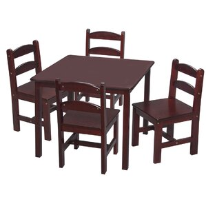 White Kids Table Chair Sets Youll Love Wayfair