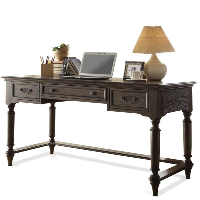 Three Posts Nesbitt Writing Desk With Keyboard Tray Reviews