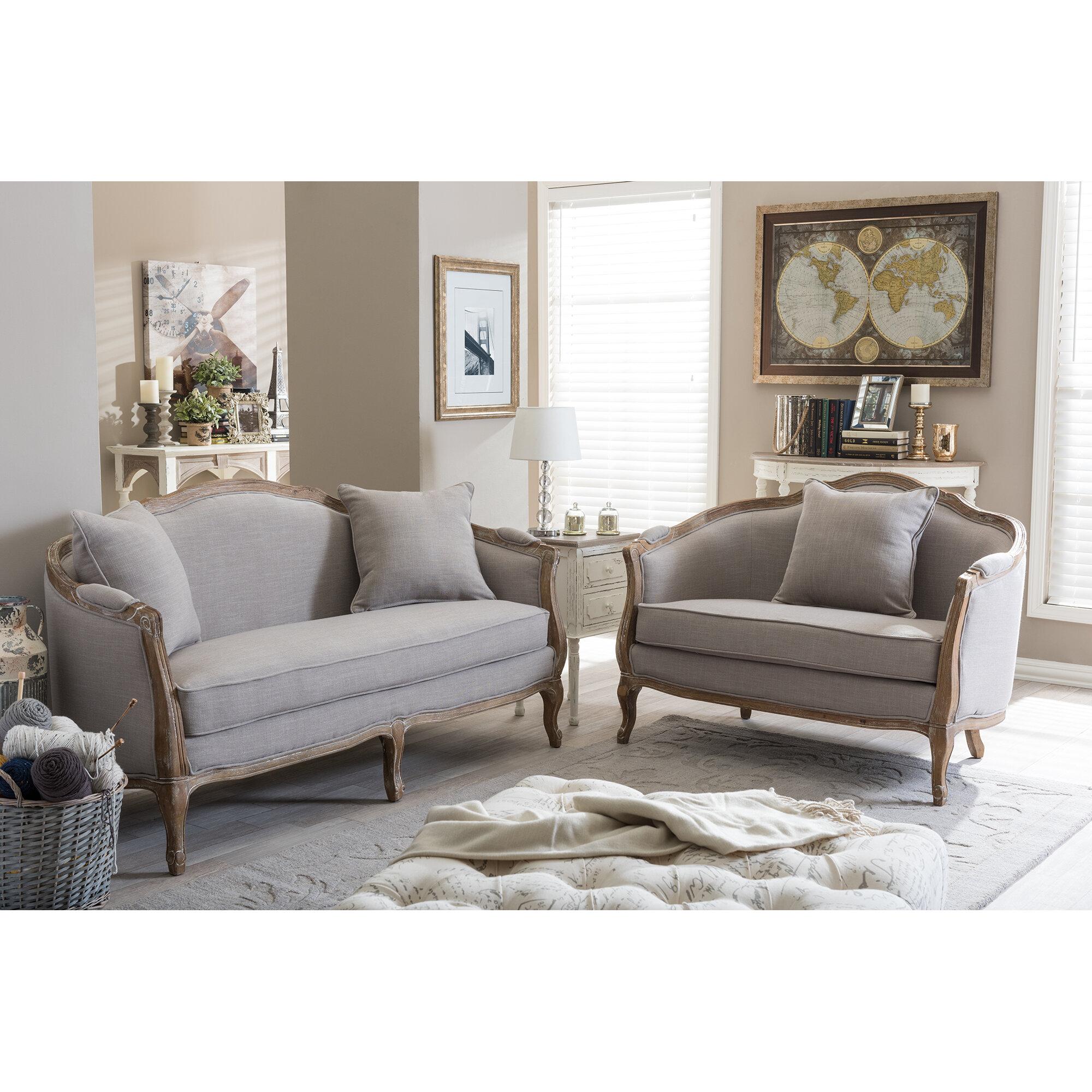 Celine 2 Piece Living Room Set