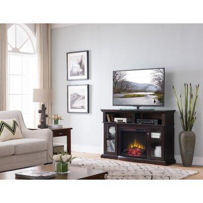 Komodo Media Electric Fireplace