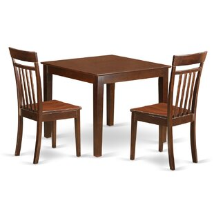 Cobleskill 3 Piece Dining Set