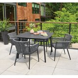Pagar Nette 5 Piece Dining Set