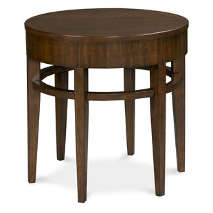 Vero Round End Table by Fairfield Chair
