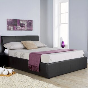 Guerriero Upholstered Ottoman Bed By Wrought Studio