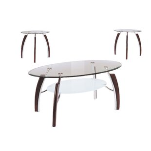 Montgomery 3 Piece Coffee Table Set