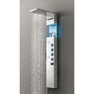 MTD Vanities Space Dual Function Shower Panel