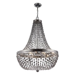 House of Hampton Elkins 9-Light Chandelier