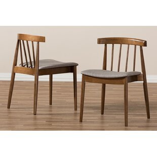 Carreno Dining Chair (Set of 2) George Oliver