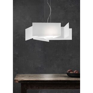 Orren Ellis Mariama 1-Light Pendant