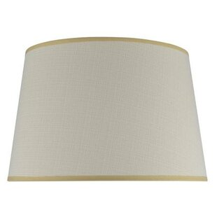 Reviews 17 Fabric Empire Lamp Shade By Aspen Creative Corporation