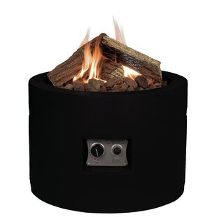Concrete Propane Fire Pit By Belfry Heating