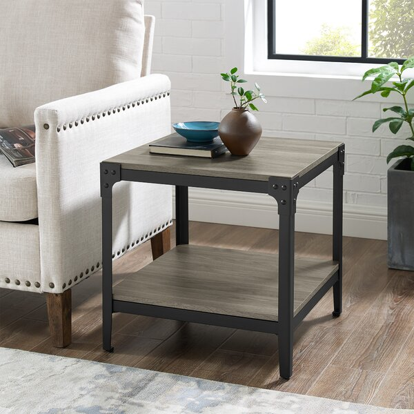 Table Between Two Chairs Wayfair