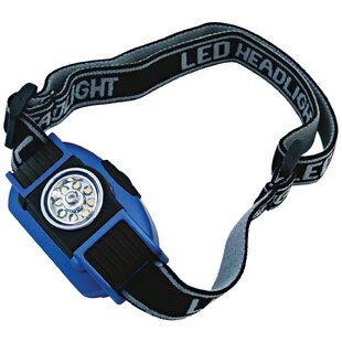 Dorcy 42-Lumen 8-LED Multifunctional Headlamp
