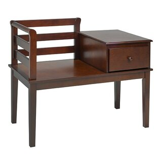 Red Barrel Studio Karas Solid Wood Storag..