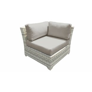 Genevieve Patio Chair with Cushions