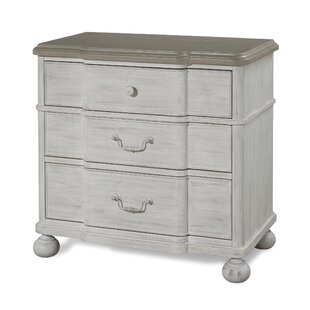 Buying Dogwood 3 Drawer Nightstand by Paula Deen Home