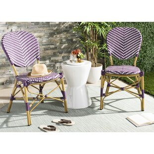Montverde Stacking Garden Chair (Set Of 2) By Beachcrest Home