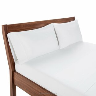 Pritchett 200 Thread Count Hotel Bedding Flat Sheet