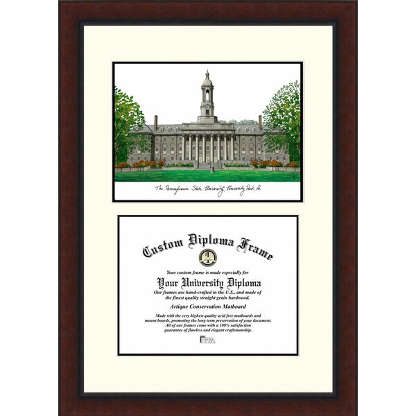 Diploma Frame Penn State | Wayfair