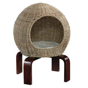 Surprising Kearny Cat Nap Pod Nest Customarchery Wood Chair Design Ideas Customarcherynet
