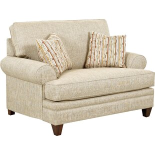 Clayton Armchair by Klaussner Furniture