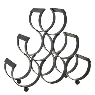 6 Bottle Tabletop Wine Bottle Rack by Old..
