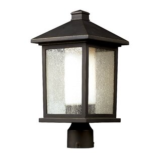 Winston Porter Savala Outdoor 1-Light Lantern Head
