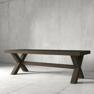 Gutierez Solid Wood Dining Table