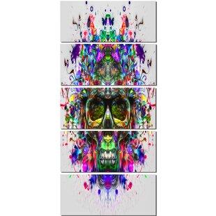 Viz Glass Wall Art Wayfair