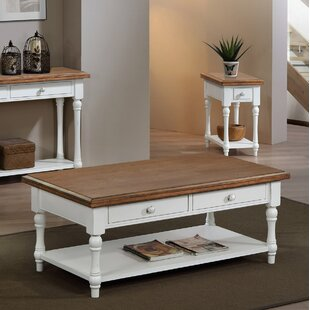 Highland Dunes Cranston Coffee Table